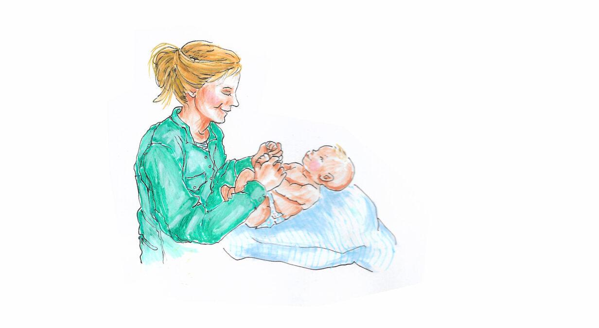 Fysioterapeutisk forebyggende undersøgelse